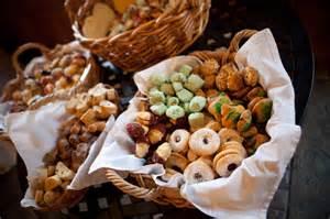 Rustic Wedding Receptions Foods Ideas