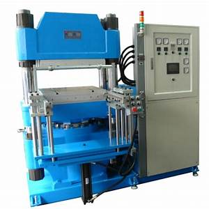 Single-spindle rubber hot-press former | TUNG HSIANG ...