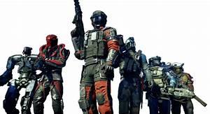 Call Of Duty Infinite Warfare Render