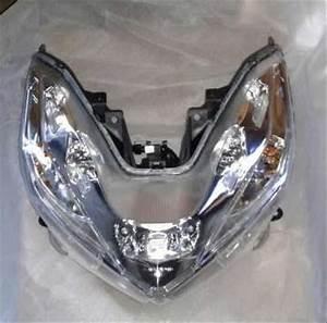 Jual Reflektor Lampu Depan Led Motor Honda Vario 125 Fi