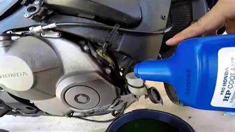 Motorcycle Coolant Flush Cbr 600rr