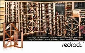 Casier Bouteille Vin : casiers redrack casiers bouteilles redrack pour rangement de cave vin 12 ~ Preciouscoupons.com Idées de Décoration