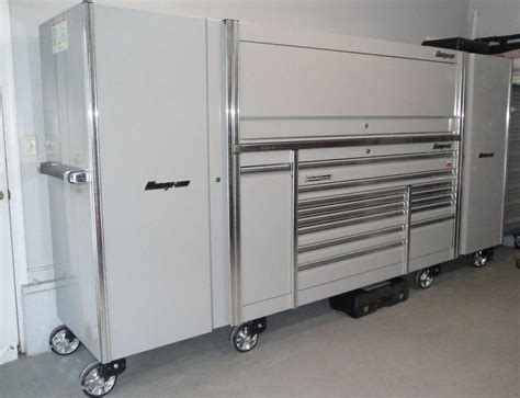 Side Cabinet Tool Box by Purchase Snap On 12 Foot Epiq Triple Bank Tool Box Hutch