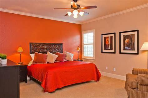colore arancione camera da letto joodsecomponisten