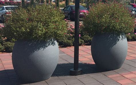 tournesol siteworks aquarian collection planters