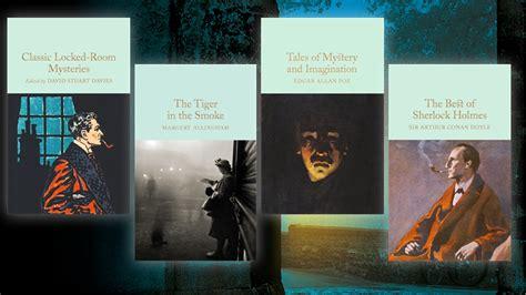 novels crime classic books
