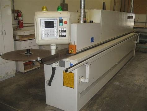 scmolimpic  single side edgebander woodworking