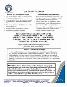 Quick Reference Guide  Product Safety Policy Statement