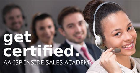 aa isp sales academy cisp