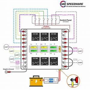 Bosch Style Relay Boxes  U2014 Choose 4  6 Or 8 Relays