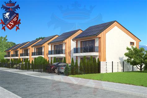Passive House Designs- First Time Buyers Homes - Log