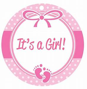 Free Baby Girl Clip Art Borders - ClipArt Best