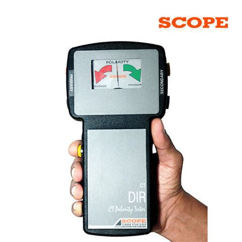 Polarity Tester Manufacturer From Pune