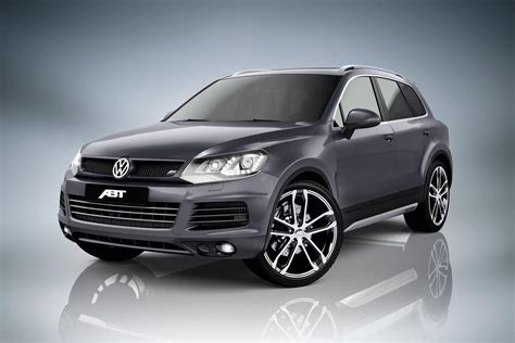 The New Vw Touareg By Abt