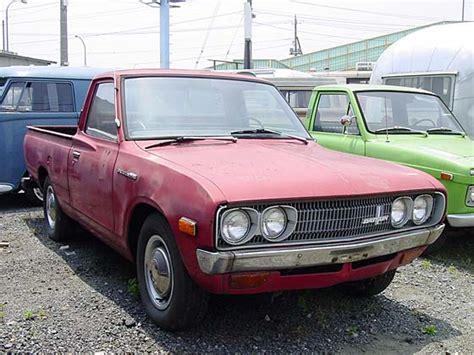 '73 Datsun 620 Pickup(左ハンドル)