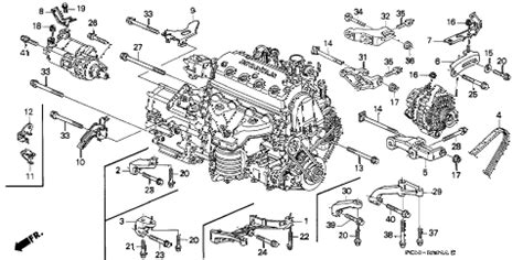 Voltage Regulator Wiring Diagram 99 Tahoe by Honda Store 1998 Civic Alternator Bracket