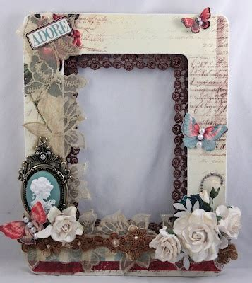 Images About Altered Frames Pinterest Shabby