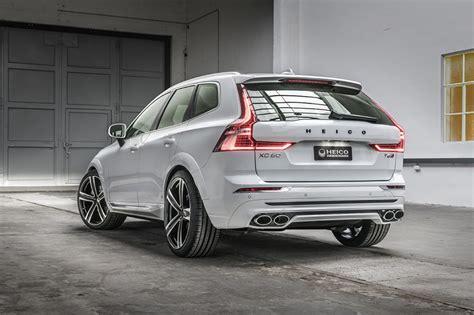 It is now in its second generation. Volvo XC60 wordt nog veel dikker dankzij Heico - FHM
