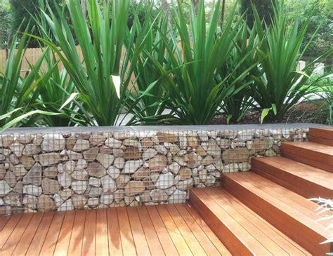 gabion garden landscaping ideas houz buzz