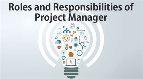 roles  responsibilities  project manager  core