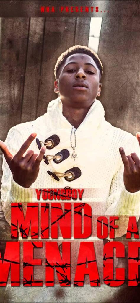 Download Nba Youngboy Rapper For Iphone X Wallpaper Mind