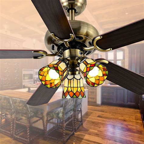 Quietest Ceiling Fans 2015 by Decorative Ceiling Fan 4213 Church Shades