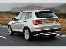 BMW X3 xDrive20d SE review Autocar