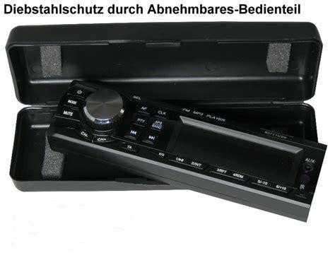 usb mp3 rds autoradio radio ford set transit focus fusion 4 x 50 watt ebay