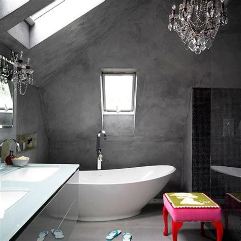 Modernes Badezimmer Beton by Modernes Bad 70 Coole Badezimmer Ideen