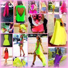 Neon Clothes for Women on Pinterest