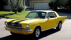 Yellow Ford Mustang For Sale - Yellow Choices