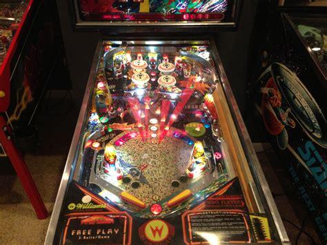 Best Pinball Top 5 Early 80 S Pinball Machines Room Info