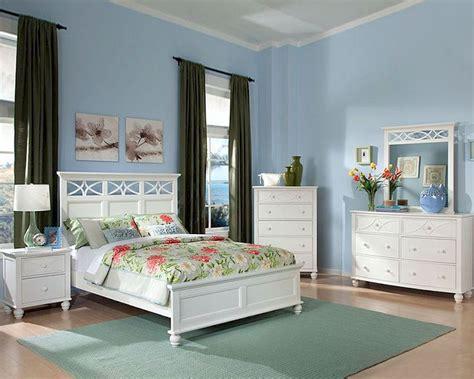 Homelegance Bedroom Set by Homelegance Bedroom Set Sanibel In White El2119wset