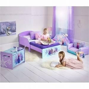 deco chambre la reine des neiges With déco chambre bébé pas cher avec matelas sciatique