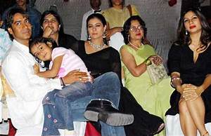 Ajay Devgn With Daughter Nysa Launched A Campaign For Girl ...