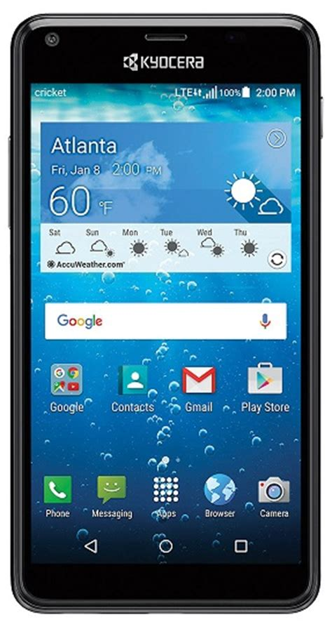can cricket phones be unlocked how to unlock cricket wireless kyocera hydro view by