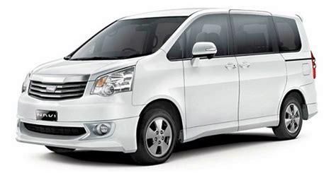 Review Toyota Nav1 by Harga Toyota Nav1 Dan Spesifikasi Terbaru 2019 Otomaniac