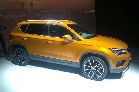 suv seat seat ateca photos et informations officielles du premier