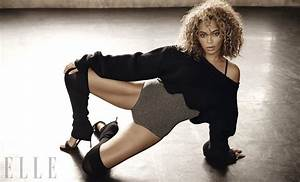 Beyoncé Pays Homage to 'Flashdance,' Comments on ...