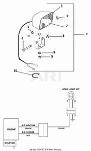 Snow Blower Wiring Diagram