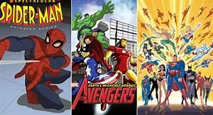 10, Best, Superhero, Cartoons, -, Daily, Superheroes