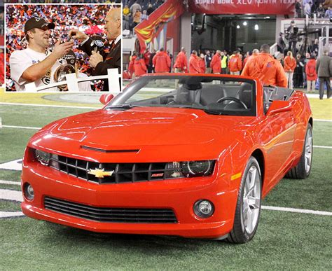 Nfl History Of Giving Cars Away To Mvp's Sicom
