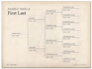 free printable family tree chart template decorations for With family history charts templates
