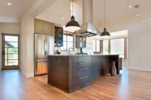 kitchen islands and bars custom modern farmhouse kitchen by marc woodworking