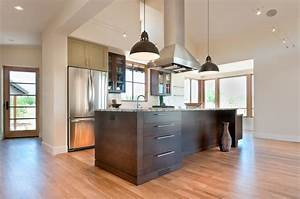 Custom Modern Farmhouse Kitchen by Marc Hunter Woodworking