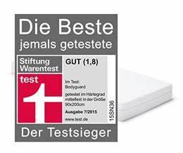 Federkern Oder Kaltschaum Matratze : testsieger matratze 100 gesundheitstipps ~ Bigdaddyawards.com Haus und Dekorationen
