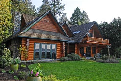 3 Bedroom Log Cabin  Bedroom At Real Estate