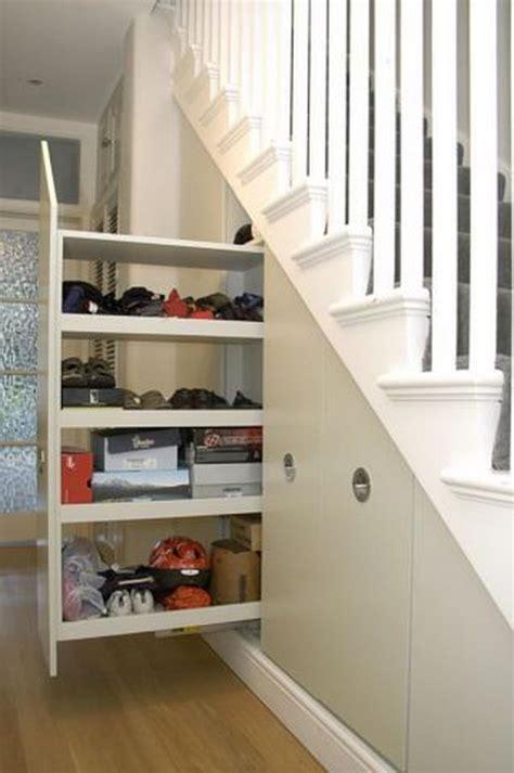 Understairs Cupboard Storage by 20 Clever Basement Storage Ideas