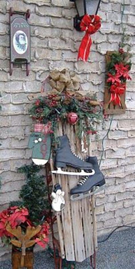 images  christmas sleds skates  pinterest