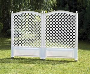 Spiegel 2m X 2m : khw spalier mit erdspie 2er set farbe wei ma e lxb kaufen ~ Bigdaddyawards.com Haus und Dekorationen
